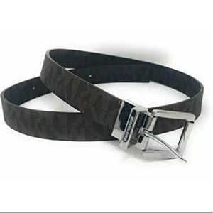 NWT Michael Kors Reversible Belt Women's Medium